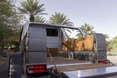 Mercedes-Benz G 63 AMG 6x6 Ladefläche Pickup