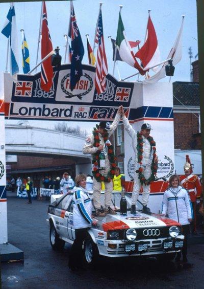 Audi Tradition viel unterwegs
