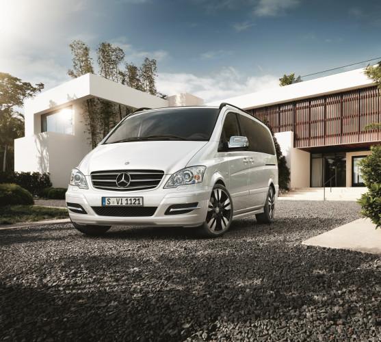 Mercedes-Benz Viano Avantgarde Grand Edition