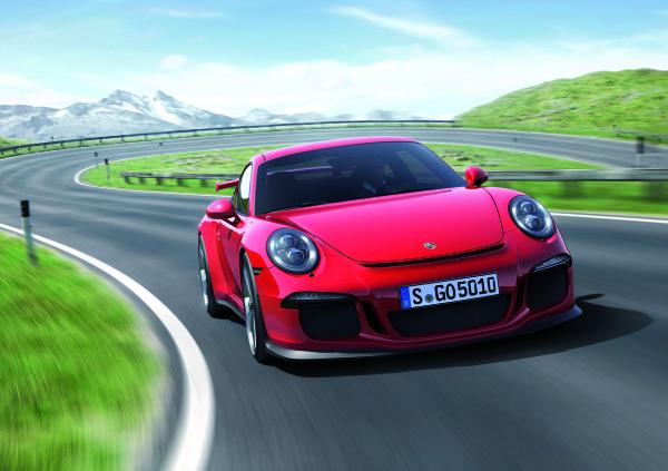 Porsche-911-GT3-Front