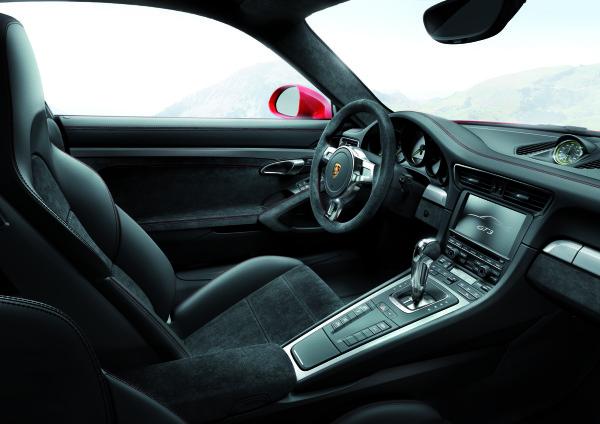 Porsche-911-GT3-Innenraum-Sitze