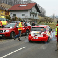 Rebenland Rallye 2013 SP 9 Glanz Start