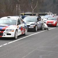 Rebenland Rallye 2013 Start Vorbereitungen