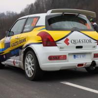 Rebenland Rallye 2013 Suzuki Swift Sport Rallye