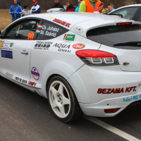 Rebenland Rallye 2013 Renault Megane Rallye Auto