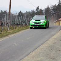 Rebenland Rallye 2013 Subaru Impreza