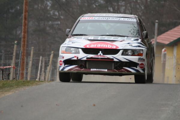 Rebenland Rallye 2013 Mitsubishi Lancer Evo Beppo Harrach