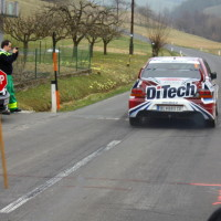 Rebenland Rallye Beppo Harrach Di-Tech Mitsubishi Lancer Evo