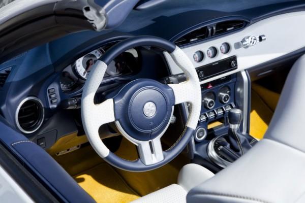 Toyota FT 86 Open Concept Innenraum