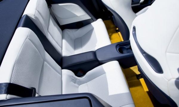 Toyota FT 86 Open Concept Rücksitze