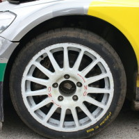 Lavanttal Rallye 2013 Raimund Baumschlager Skoda Fabia S2000