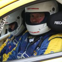 Lavanttal Rallye 2013 Hermann Gassner sen Mitsubishi Evo X
