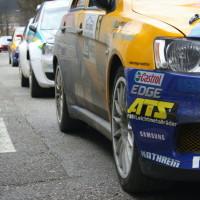 Lavanttal Rallye 2013 Rally Car Line Up Start
