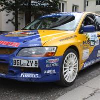 Lavanttal Rallye 2013 Asja Zupanc Mitsubishi Evo IX