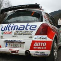 Lavanttal Rallye 2013 Michael Böhm Suzuki Swift S1600