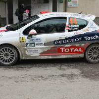 Lavanttal Rallye 2013 Alois Handler Peugeot 207 R3T Autohändler Tasch