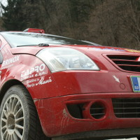 Lavanttal Rallye 2013 Citroen C2