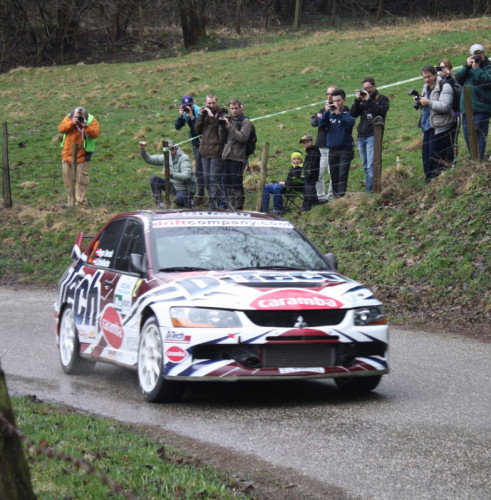 Lavanttal Rallye 2013 Beppo Harrach
