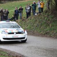 Lavanttal Rallye 2013 VW Polo S2000 Kris Rosenberger