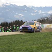 Lavanttal Rallye 2013 Mitsubishi Lancer Evo X Hermann Gassner