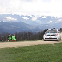 Lavanttal Rallye 2013 VW Polo Rosenberger