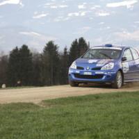 Lavanttal Rallye 2013 SP 9 Rundkurs Eitweg