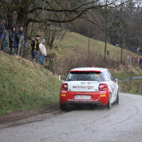 Lavanttal Rallye 2013 Citroen DS3 R3 Peter Ebner