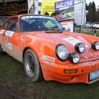 Lavanttal Rallye 2013 Lavanttal Rallye 2013 Service Park Zone Porsche 911
