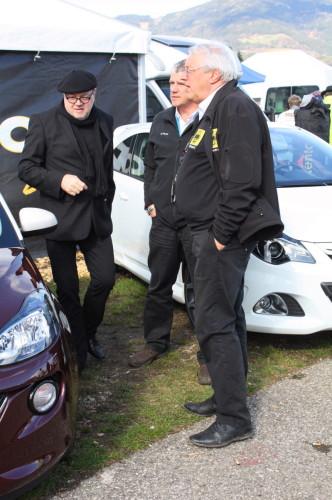 Lavanttal Rallye 2013 Dr Harald Hertz Dietmar Hinteregger OSK