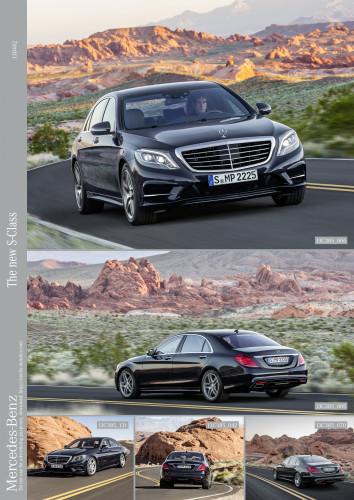 Neue Mercedes-Benz S-Klasse