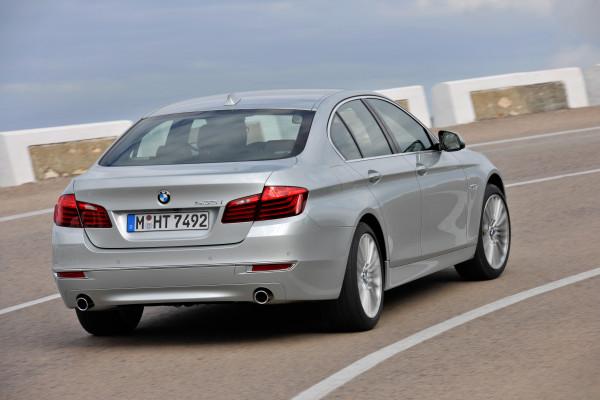BMW 5 Heck