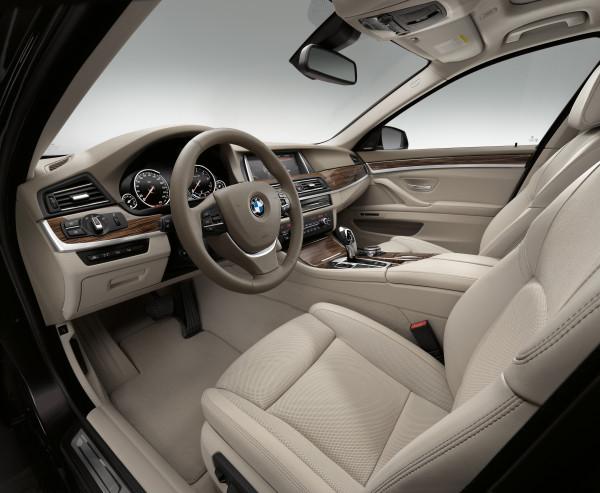 BMW 5 Innenraum