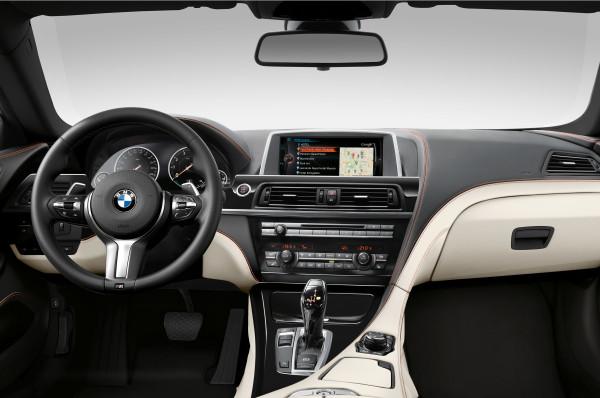 BMW 6 M Sport Edition Innenraum