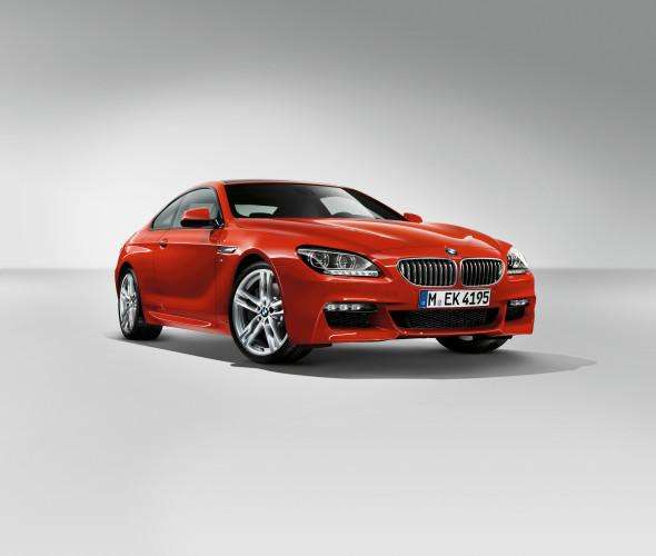 BMW 650i Coupé M Sport Edition