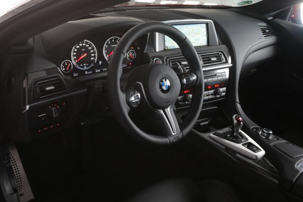 BMW M5 Innenraum
