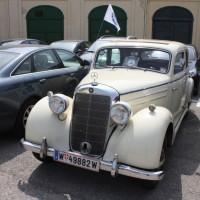 Mercedes-Benz SL Treffen 1