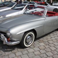Mercedes-Benz SL Treffen 10