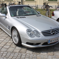 Mercedes-Benz SL Treffen V8 Kompressor Edition 50