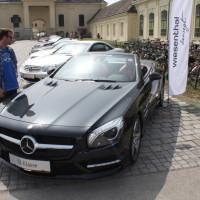 Mercedes-Benz SL Treffen 107