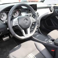 Mercedes-Benz CLA 250 Innenraum
