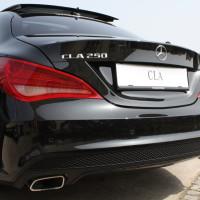 Mercedes-Benz neue A-Klasse CLA 250