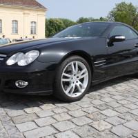 Mercedes-Benz SL Treffen 12