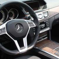 Mercedes-Benz E-Klasse Neu Innenraum