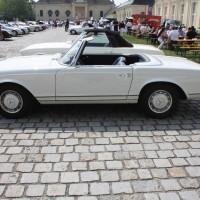 Mercedes-Benz SL Treffen 16
