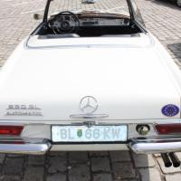 Mercedes-Benz SL Treffen 17