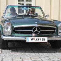 Mercedes-Benz SL Treffen 20