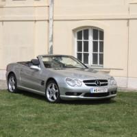Mercedes-Benz SL Treffen 23