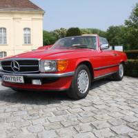 Mercedes-Benz SL Treffen 30