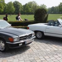 Mercedes-Benz SL Treffen 40