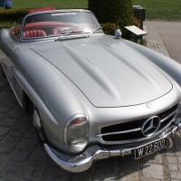 Mercedes-Benz SL Treffen 42
